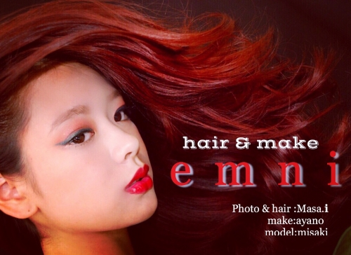 hair make emni