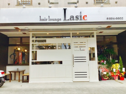 hair lounge Lastic